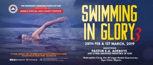 Special Holy Ghost Service @ Redemption Camp Nigeria, Lagos, Nigeria