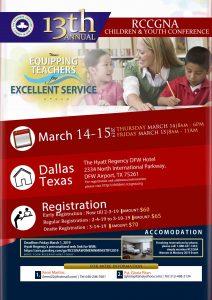Children & Youth Teachers Conference @ Hyatt Regency Hotel
