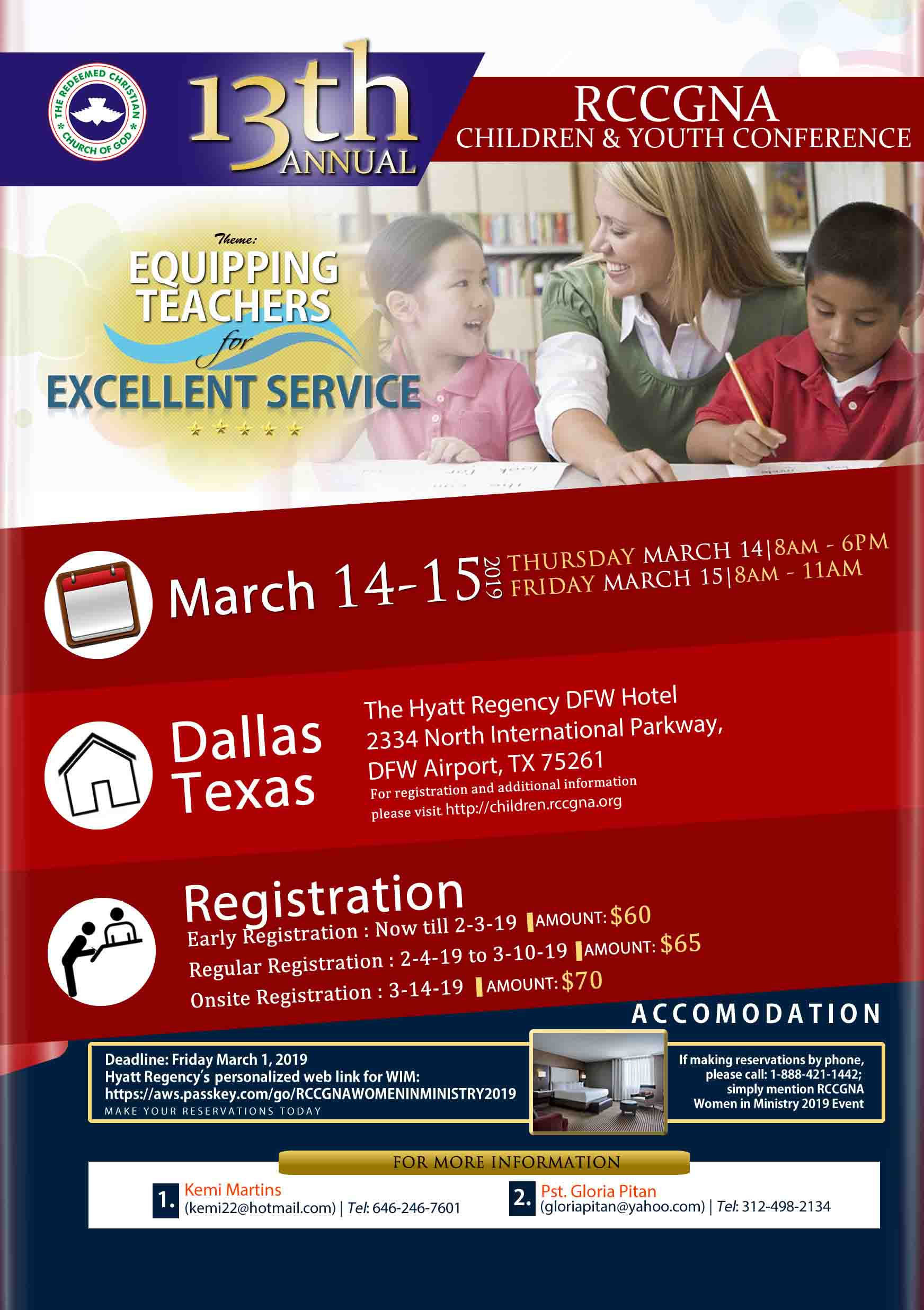 Children & Youth Teachers Conference