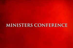 Ministers Conference