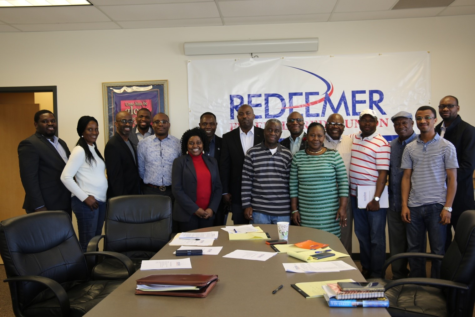 The Redeemer Federal Credit Union