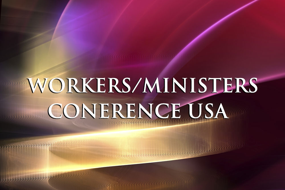 Workers/Ministers Conference USA