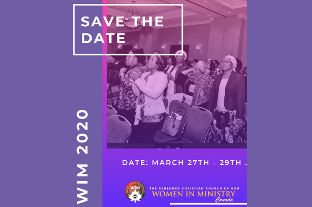 Women In Ministry Conference Canada